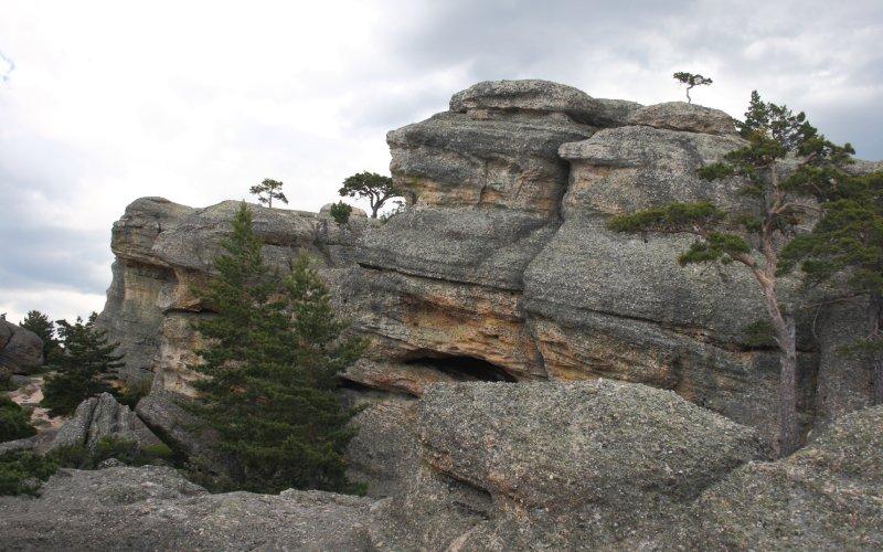 Formaciones rocosas de Castroviejo, Soria
