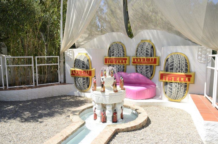 Jardín de la Casa-Museo de Dalí