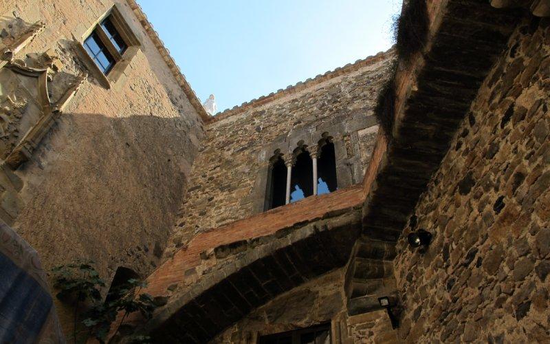 Castillo Púbol, Girona