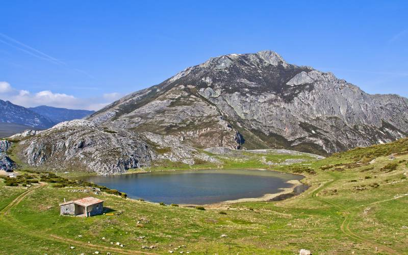 Lago de Isoba