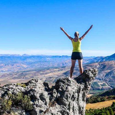 Sierra Nevada: más allá del esquí