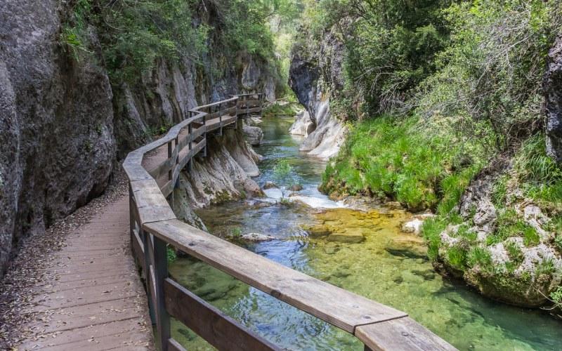 Sierras de Cazorla, Segura y Las Villas, Andalucía