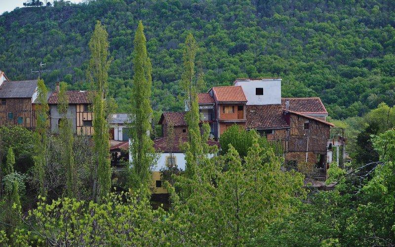 Una decena de pueblos encantadores esperan en la Sierra de Francia