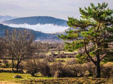 Sierra de Guadarrama Segovia