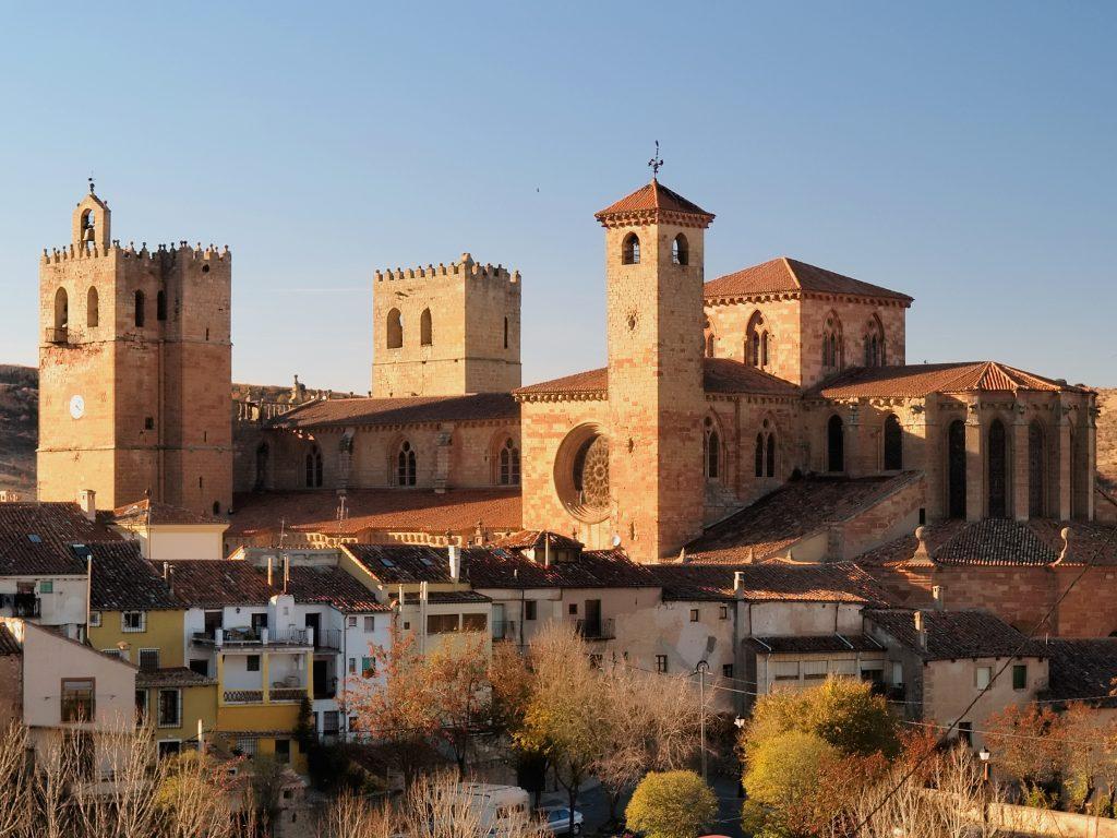 Sigüenza pueblos medievales más bonitos de España