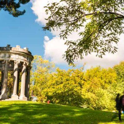 5 sites romantiques à Madrid