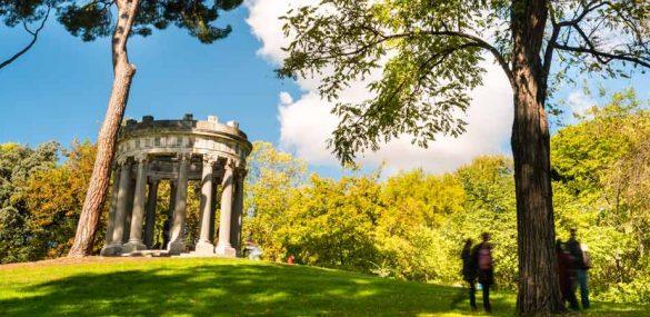 Five romantic spots in Madrid