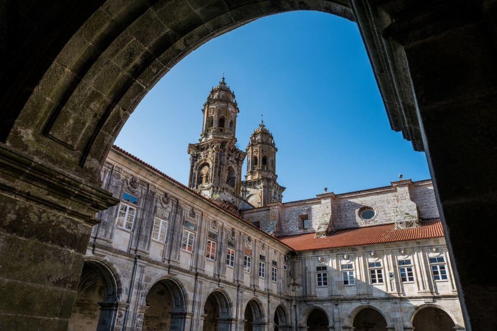 Sobrado pueblos medievales más bonitos de España