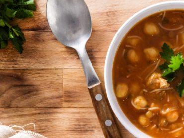 Sopa moruna de Almería