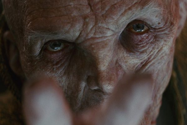 Star Wars VIII Snoke