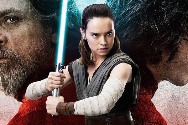 Star Wars VIII Rey