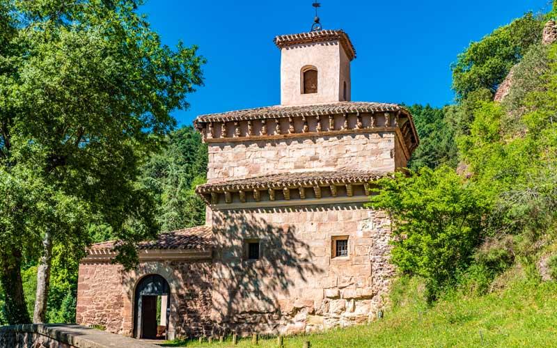 Monasterio de San Millán de Suso de La Rioja