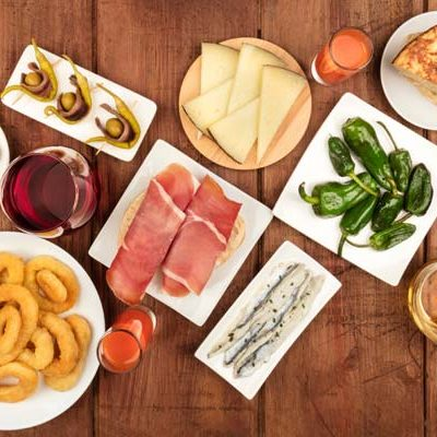 The Best Spanish Tapas