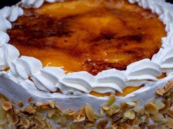 Tarta de San Marcos, un postre con casi mil años de historia