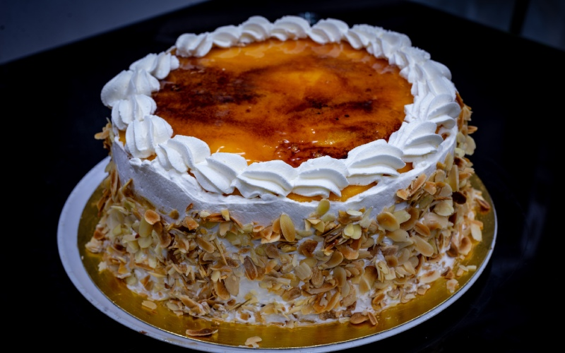 Receta de tarta de San Marcos. | Shutterstock