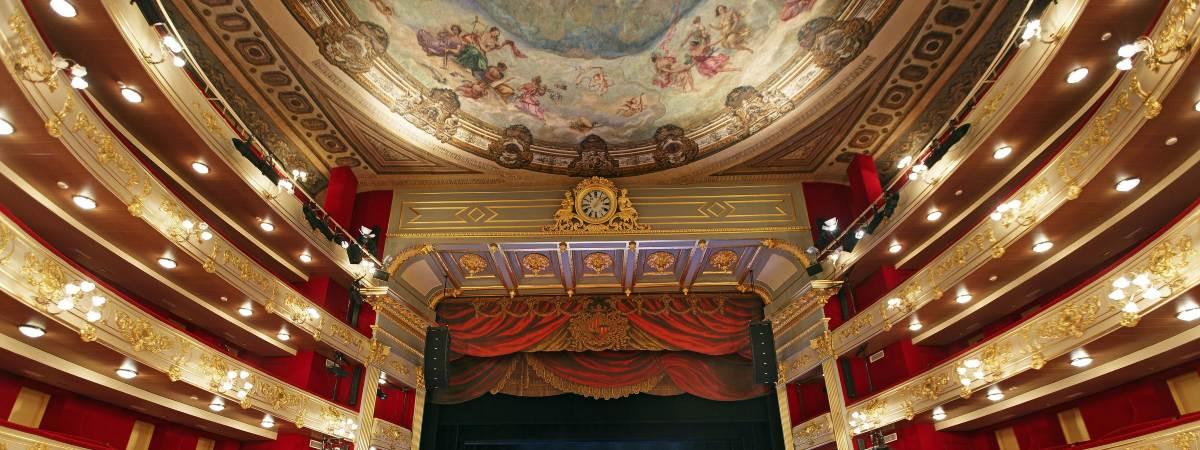 Descubre los teatros más bonitos de España | España Fascinante