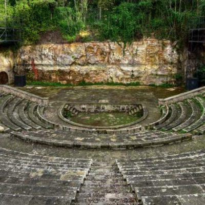 Teatre Grec de Montjuic, el teatro griego que resulta no ser griego