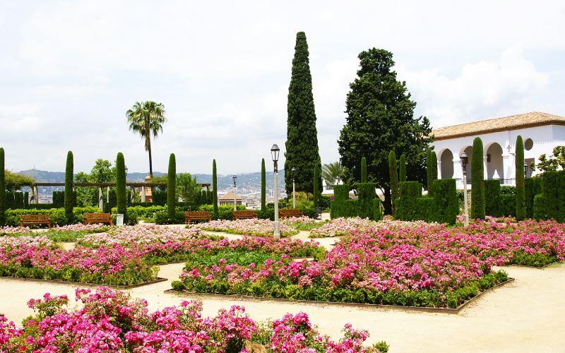 Jardín del Teatre Grec