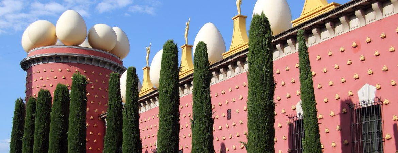 Teatre Museu de Dalí en Figueres