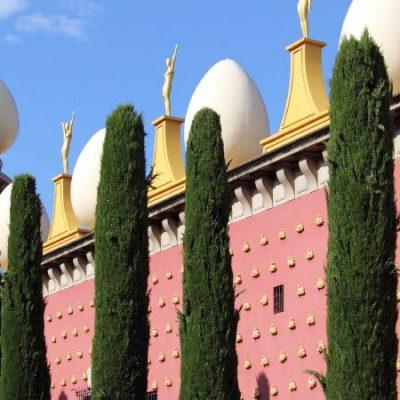 Teatro-Museo Dalí, un lugar para rendir homenaje al surrealismo
