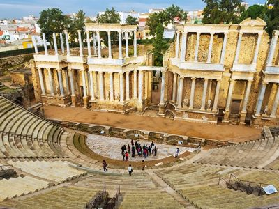 Los mejores teatros al aire libre de España