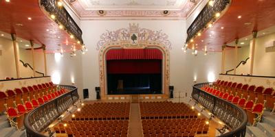 Teatro de Carolina Coronado de Almendralejo