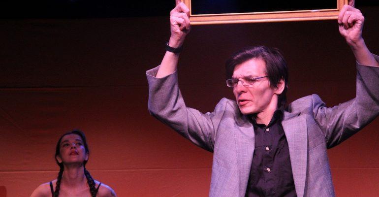 El Teatro Fernán Gómez presenta Grisaldi o el novio eterno