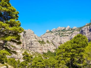 The best natural areas of Teruel