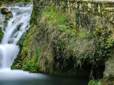 Tobera, el pueblo burgalés de las mil cascadas