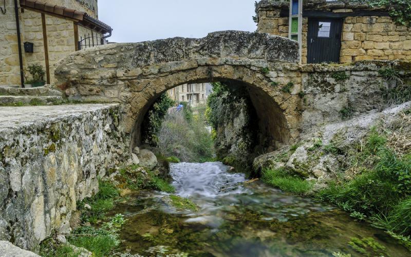 Puente medieval de Tobera