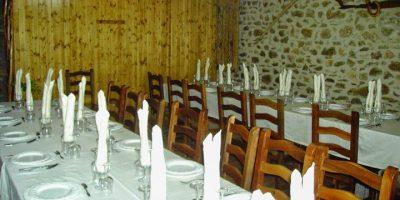 Comer Todolella restaurante torre julian
