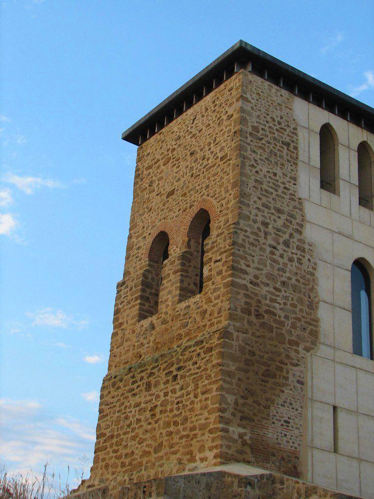 Torre de San Nicolas en Villalpando