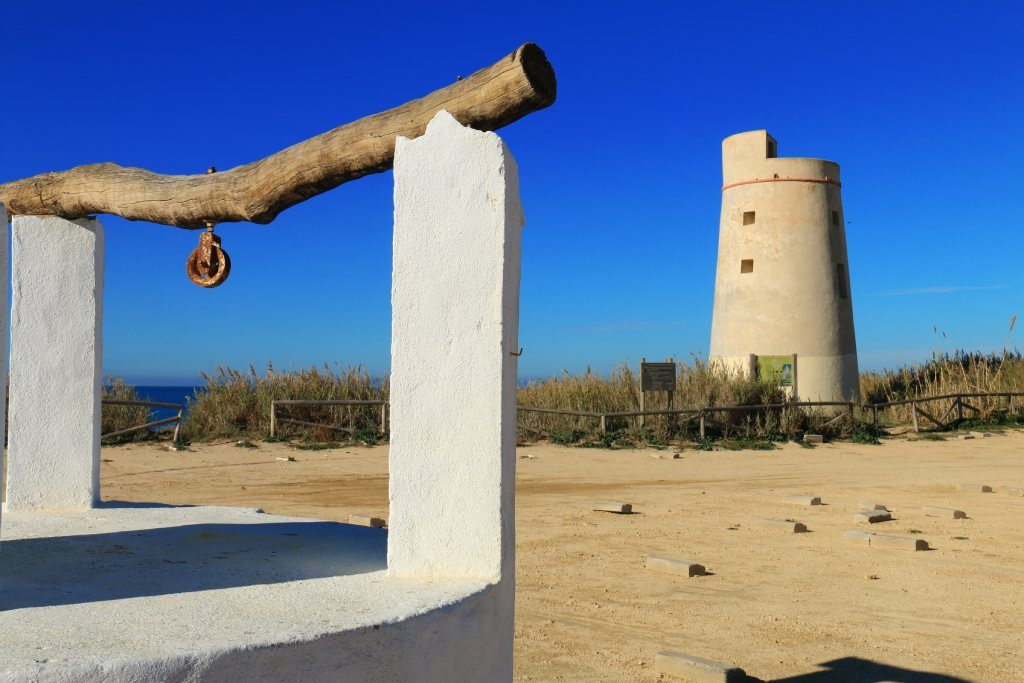 Torre Nueva de El Palmar de Vejer
