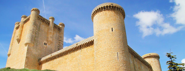 Castillo de Torrelobatón, provincia Valladolid