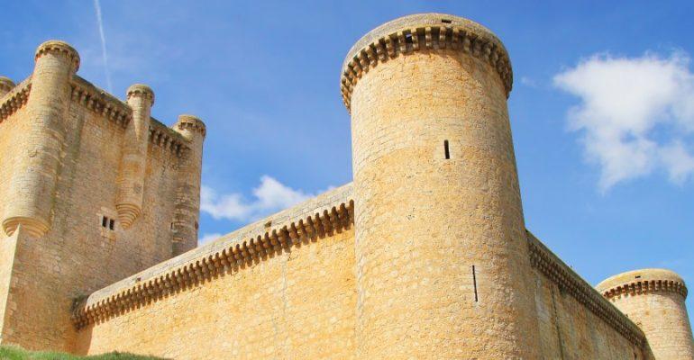 Castillo de Torrelobatón, el gran mito comunero