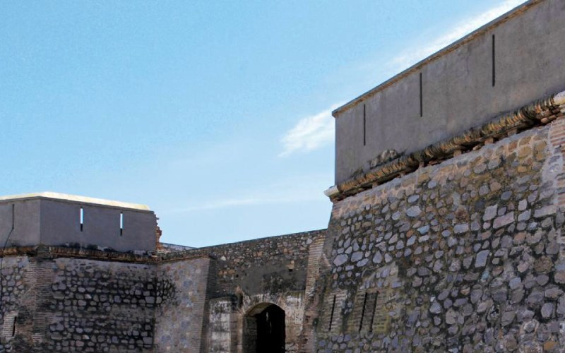 Castillo de Carchuna cerca de Torrenueva
