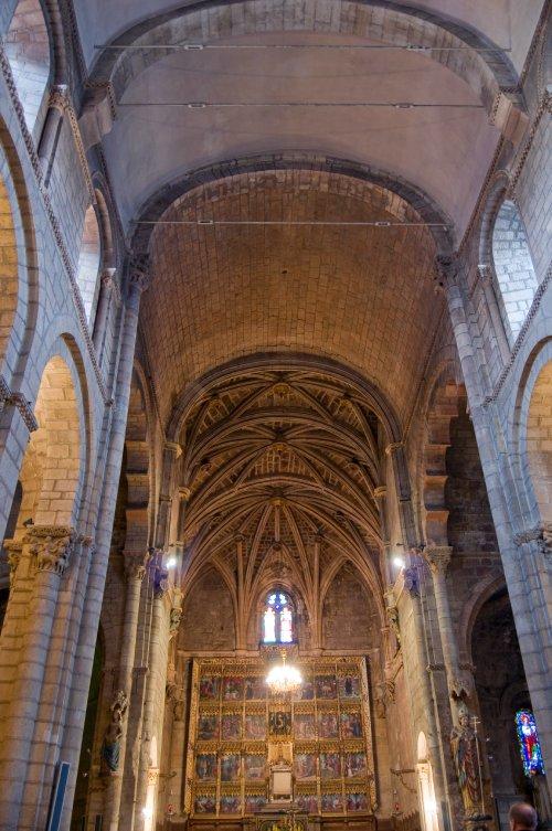 Transepto de San Isidoro