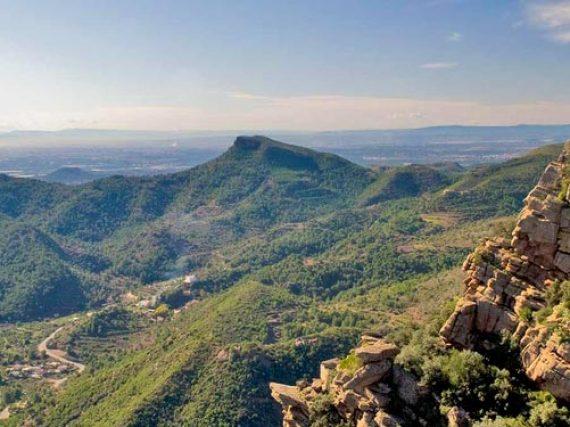 Parque  Natural  Sierra Calderona