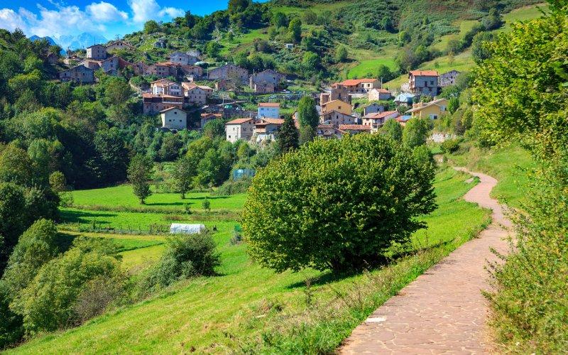 Tresviso, el pueblo más aislado de Cantabria