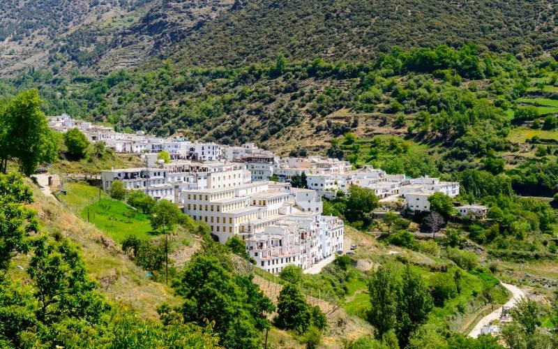 Trévelez en Granada