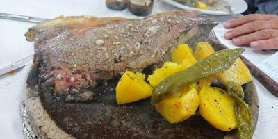 comer carne andujar restaurante tropezon