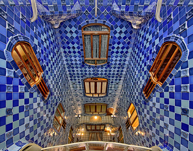 The Six Best Modernist Houses in Barcelona_Casa Batllo_casas modernistas de Barcelona