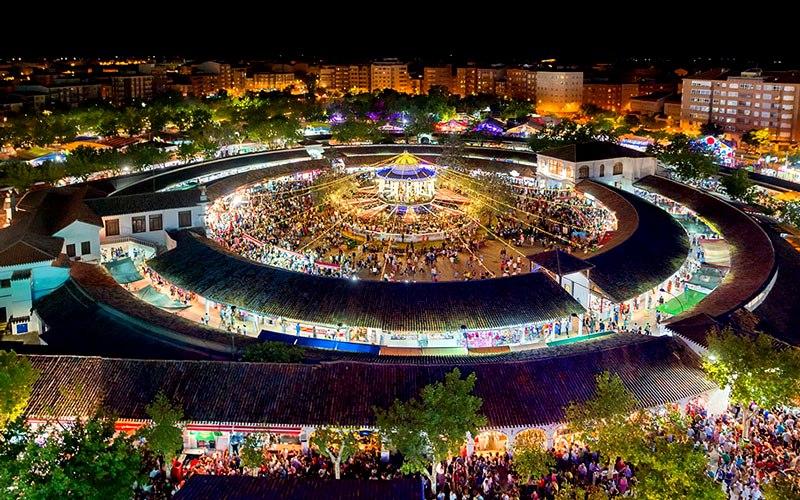 fiestas patronales de España en septimebre