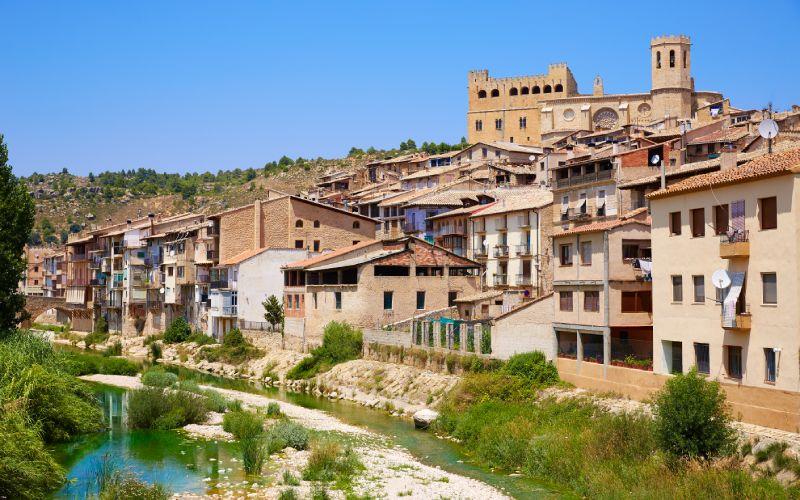 Valderrobles en Teruel