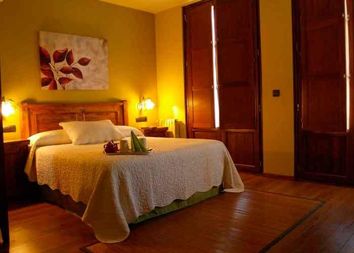 dormir ponferrada hotel valle silencio