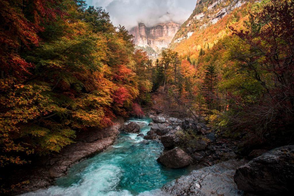 Valles de España para una escapada en otoño Ordesa