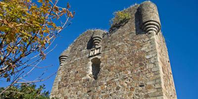 Castillo de Valverde de la Vera