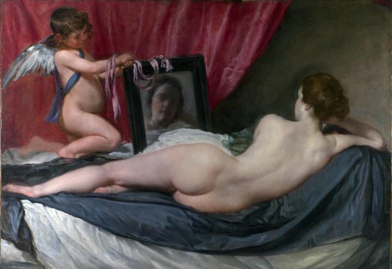 Venus del Espejo de Velázquez