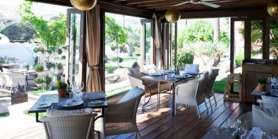 comer formentor restaurante veranda