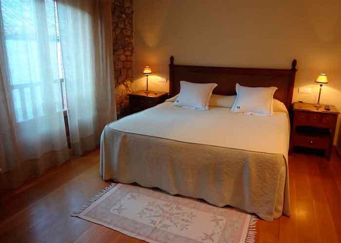 dormir valporquero torio hotel rural chousa verde
